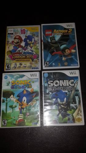 Juegos De Wii Para Ninos Y Adultos En Sucre Sucre Ofertas