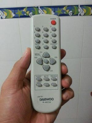 Control para tv daewoo modelo dla-32d1