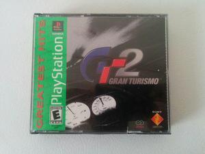 Gran Turismo 2 Para Playstation Psone Psx