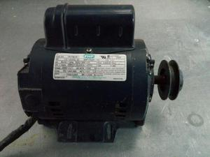 Motor de 1/3 hp 110v 2 velocidades