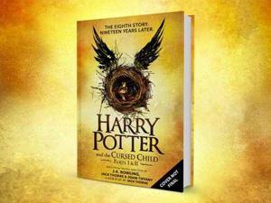Nuevo libro de harry potter and cursed child