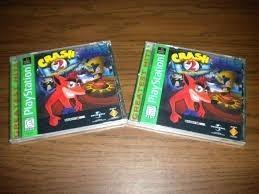Nuevo y sellado vendo o cambio juego orig crash bandicoot 2
