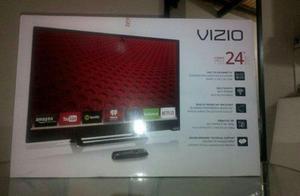 Televisor vizio 24 pulgadas smart tv