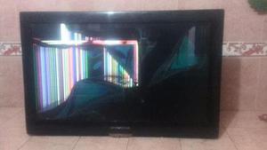 Tv lcd daewoo 32 pantalla rota