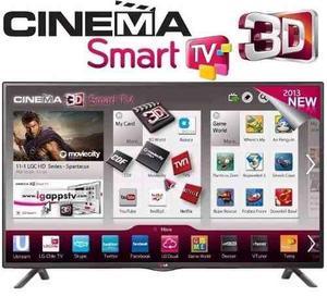 Tv lg 3d smart tv 42 pulgadas cine casero 4 lentes netflix