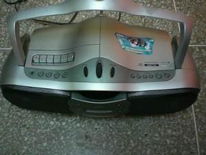Radio reproductor sony...mp3, cd, casette. en perfecto estad