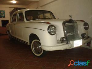 Mercedes benz 220s 1956 ¡¡¡classic!!!