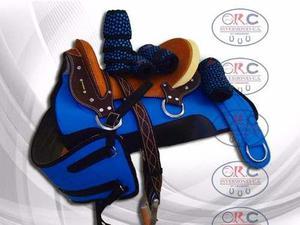 Combo para caballos de coleo, aperos, sillas, caballos.