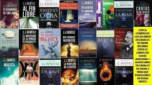 Jj benitez coleccion 33 libros caballo de troya pdf epub
