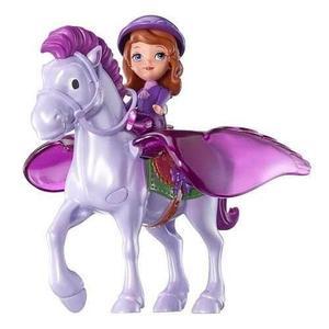 Mattel disney princesa sofia con su caballo minimus niña