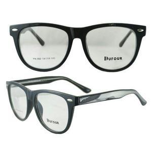 c4df79e2e9 Monturas para lentes correctivos estilo ray ban marca dufour en ...