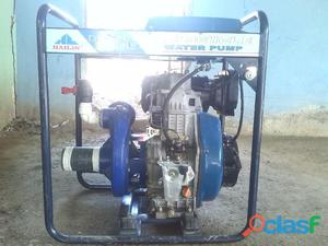 Moto bomba diesel hailin 9.5 nunca usada