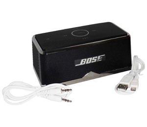 Cornetas portátil bose be-8 usb mp3 ipod celulares