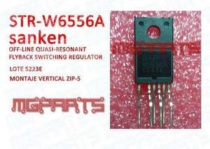 Strw6556a str-w6556a original sanken ic regulador