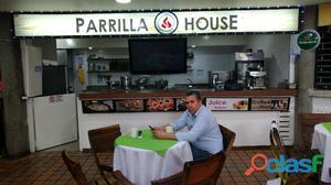 vendo parrilla house