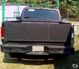Camioneta ford vendo o cambio