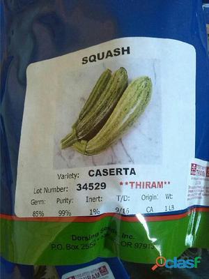 Semillas de calabacin