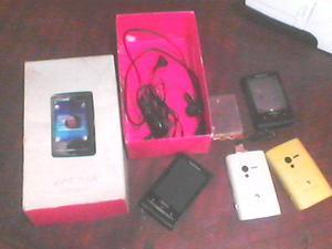 Celular sony ericsson mini xperia x10