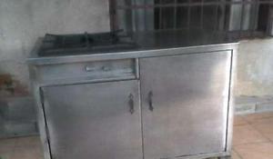 Cocina semi industrial en maracay, venezuela