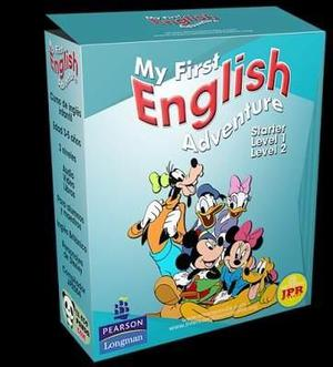 Curso inglés multimedia para niño my first english