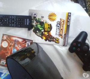 PLAY 3 DE 250 GB CON 2 JUEGOS 1 CONTROL