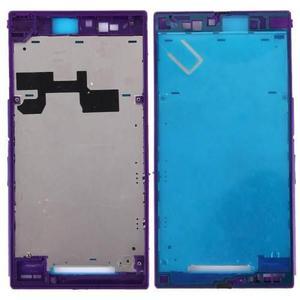 Repuesto celular para sony cubierta completa xperia purpura