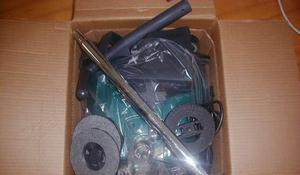 Vendo pulidora aspiradora electrolux modelo b114 nueva en su