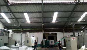 Galpon industrial de 2500 mts2 y fabrica de guata en la