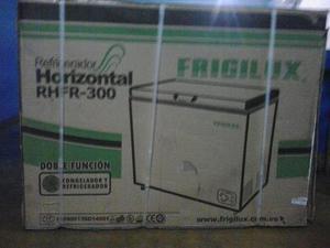 Refrigerador congelador 300 litros marca frigilux nuevo