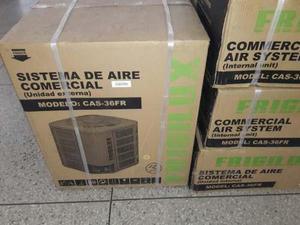 Aire split piso techo frigilix 3 toneladas