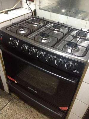 Cocina frigilux hornillas clasf for Cocina 02 hornillas