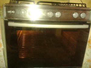 Cocina gas frigilux hornillas clasf for Cocina 02 hornillas