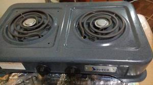 Cocina electrica gas clasf for Cocina 02 hornillas