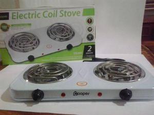 Cocina electrica 2 hornillas clasf for Cocina 02 hornillas