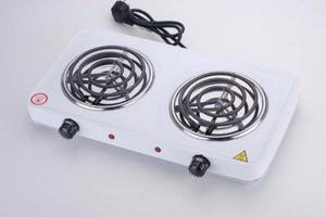 Cocina electrica 2 hornillas bold