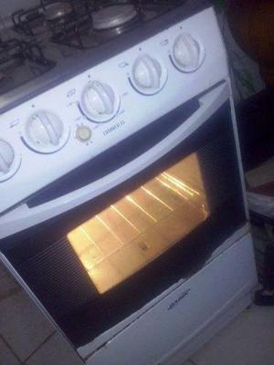 Cocina 4 hornillas gas horno clasf for Cocina 02 hornillas