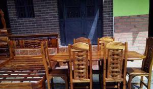 Comedor de seis sillas en zamora, venezuela