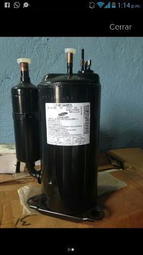 Compresor 12000 btu 220v y 110v samsung
