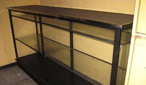 Venta de vitrinas vidrio 92 articulos usados - Vitrinas de cristal de segunda mano ...
