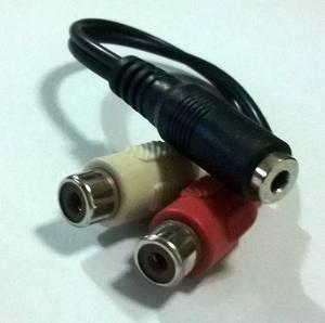 Adaptador de cable plus 3.5mm