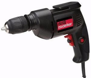 Taladro drill master, reversible, 3/8'' 120volt