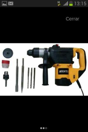 Taladro rotomartillo demoledor 950watt american tool