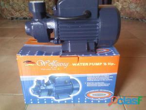 Bomba De Agua 12 Hp Marca Wolfgang Tecnología Alemana Nueva de paquete
