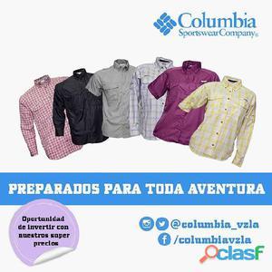 Camisas columbias argill liteal mayor!!