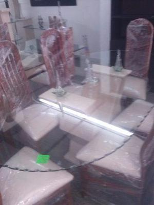 Base de comedor de marmol