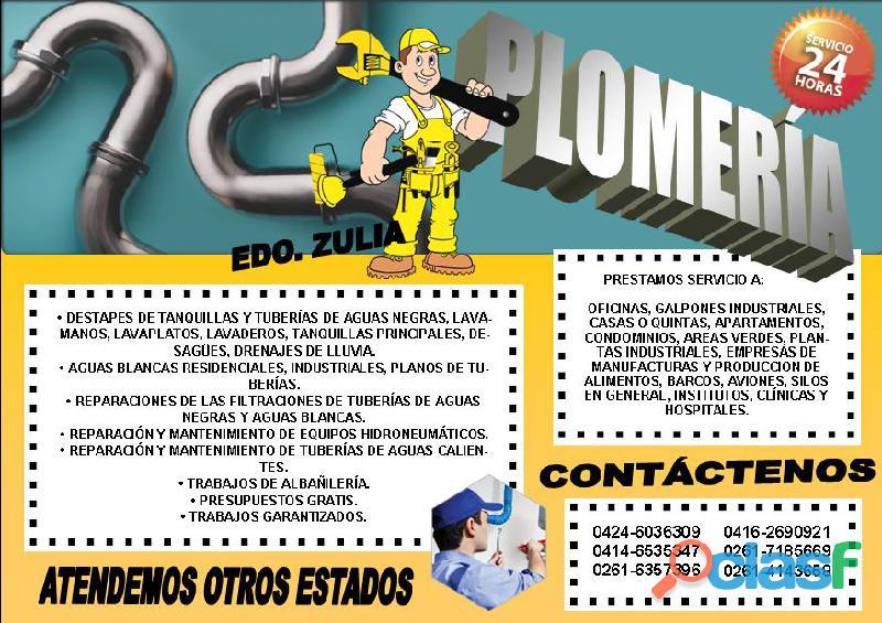 Multiservicios Proteger Especialistas en Plomería 24/7