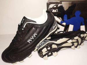Zapatos deportivos beisbol marca g.u.k negro ref. it300259
