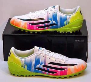 Zapatos guayo de fútbol micro tacos adidas messi c5b2238d05d71