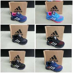 Zapatos adidas marathon para niños niñas 25 al 30