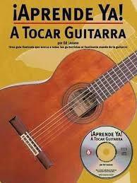 Aprende ya a tocar guitarra (nuevo)